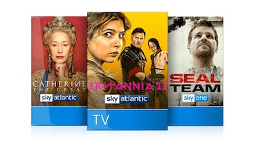 The best of Sky Entertainment