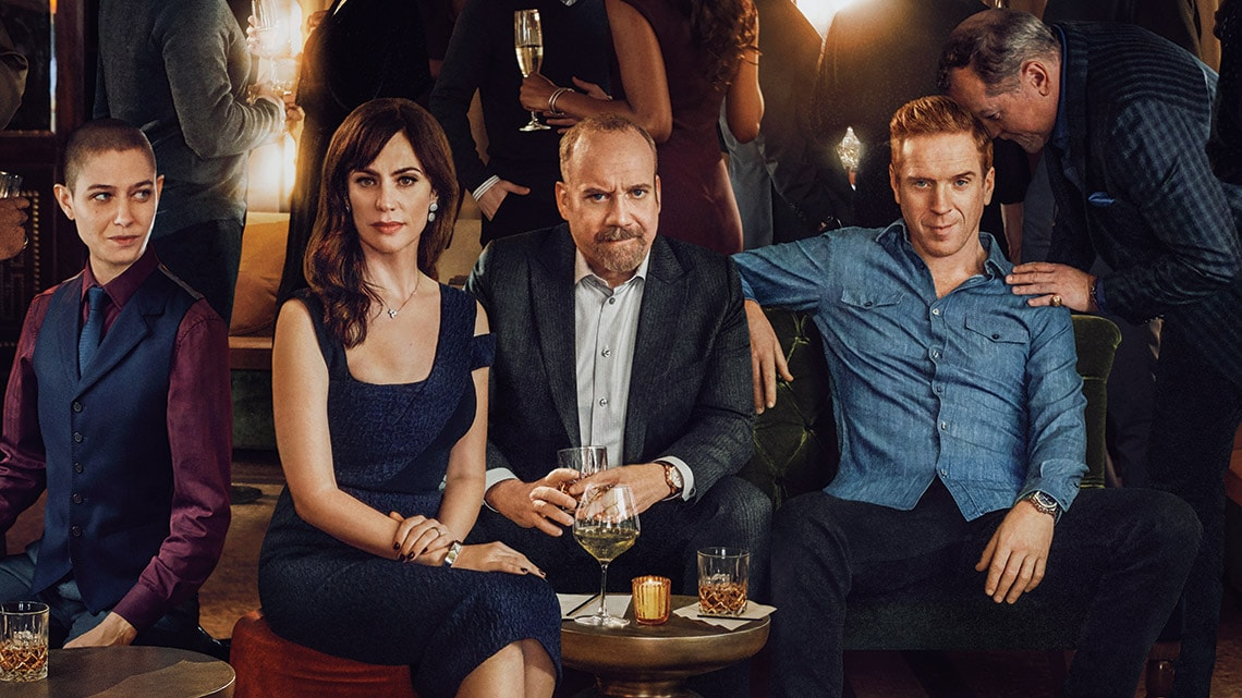 Billions on Sky Atlantic