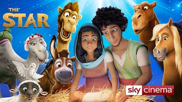 Watch The Star on Sky Cinema