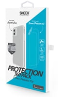 iPhone 11 Protection 360 Bundle Crystal Case