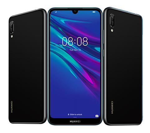 undefined Huawei Y6