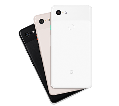 Meet the Google Pixel 3