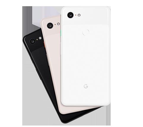 Meet the Google Pixel 3