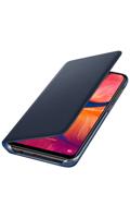 Galaxy A20e Wallet Cover Black