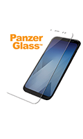 Galaxy A8 (2018) Case Friendly Glass Screen Protector
