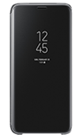Galaxy S9 Clear View Standing Cover