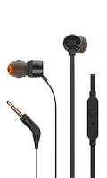 T110 Wired Earphones
