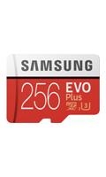 Memory Evo Plus 256GB MicroSD & Adaptor