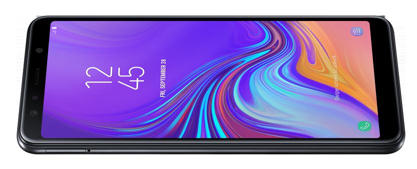 undefined Samsung Galaxy A7