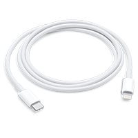 Lightning to USB-C Cable (1 Metre)