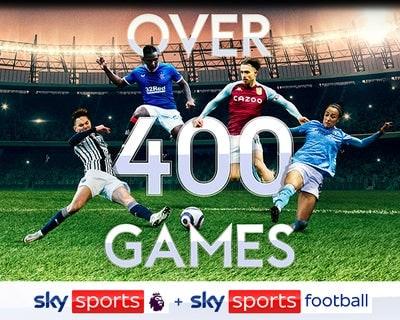 Sky Sports Premier League & Football