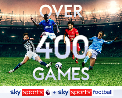 <b>Sky Sports</b> from £18/mnth   Packages for Football, F1 & More   Sky.com