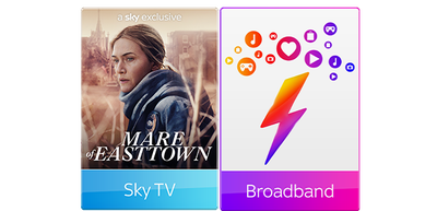 Sky TV and Superfast Broadband