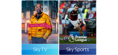 Sky TV, & Sports