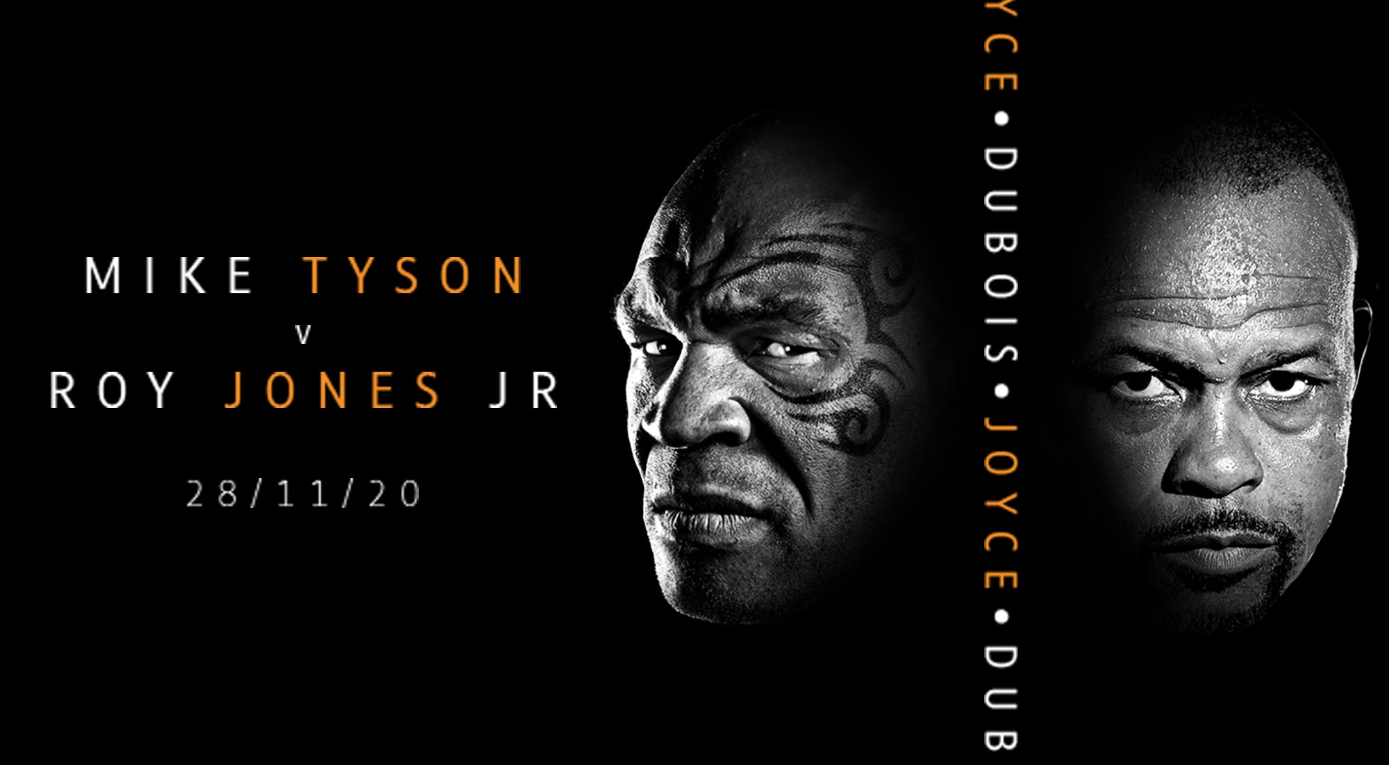 Watch Mike Tyson vs Roy Jones Jr on BT Sport Box Office