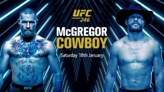 Mcgregor V Cowboy Ufc Bt Sport Sky Com