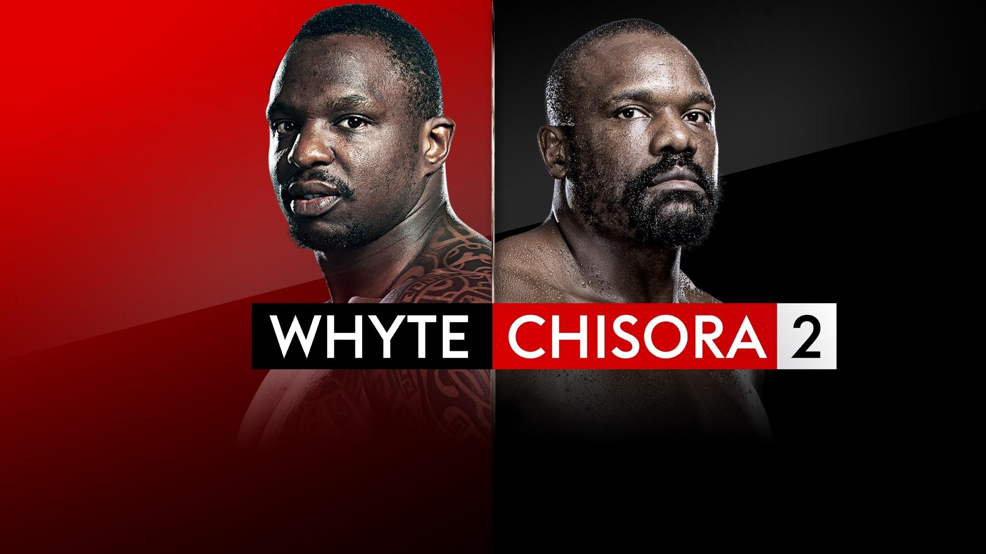 Whyte vs Chisora 2