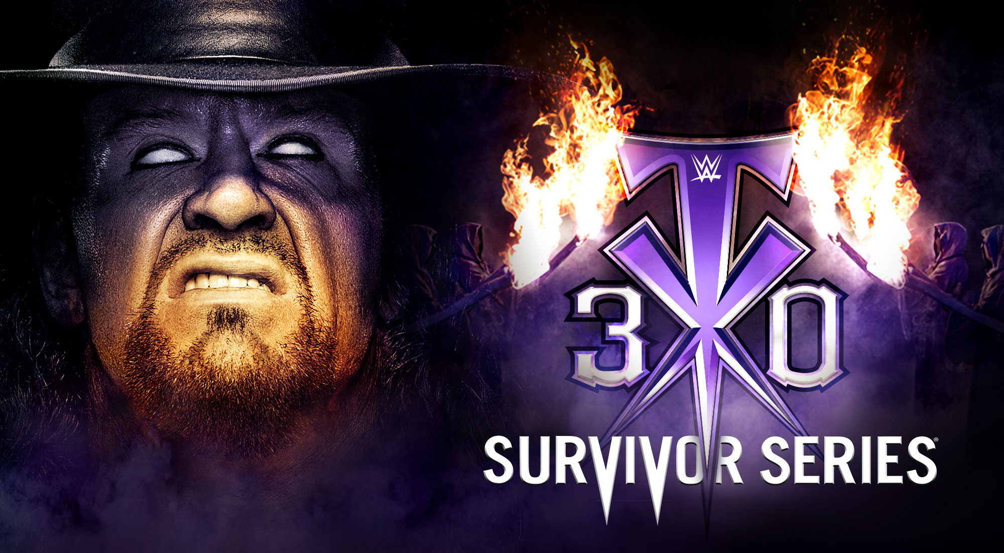 Watch WWE Survivor Series on BT Sport Box Office