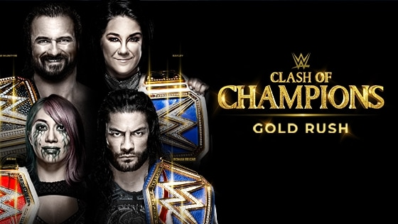 Watch WWE Clash of Champions on BT Sport Box Office