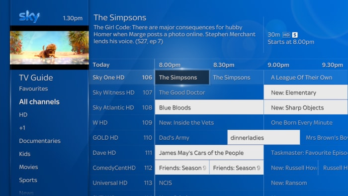 Using the accessibility settings on your Sky Q box | Sky