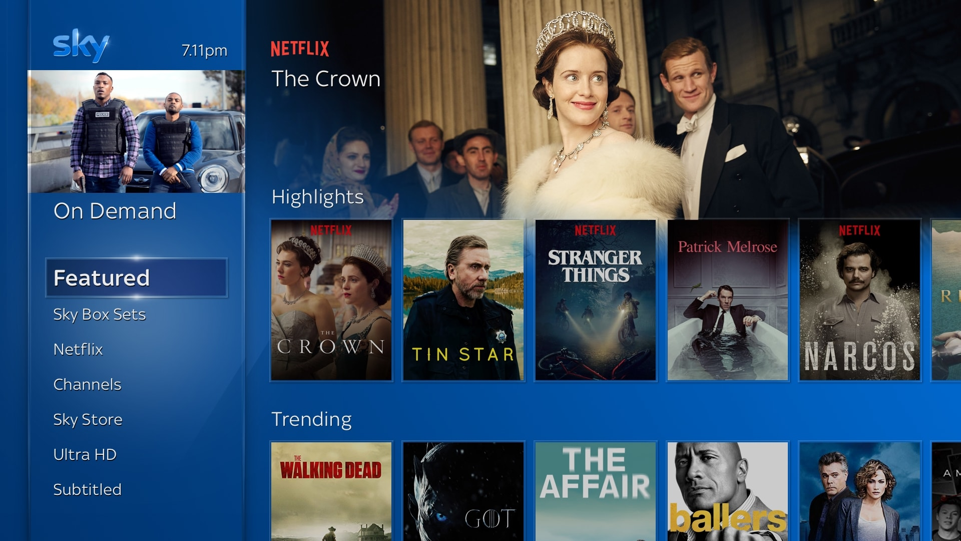 Netflix is now live on Sky Q | Sky Help | Sky com