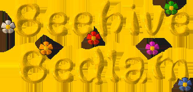 Beehive bedlam logo