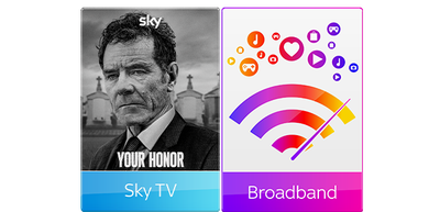 Sky TV & Superfast Broadband