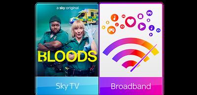 Sky TV & Superfast Broadband