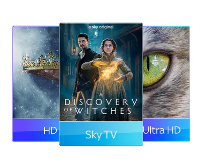 Sky TV, HD & UHD
