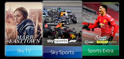 Sky TV, Sports Extra & Sports