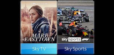 Sky TV & Sky Sports