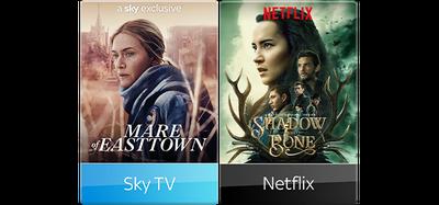 Sky TV & Netflix