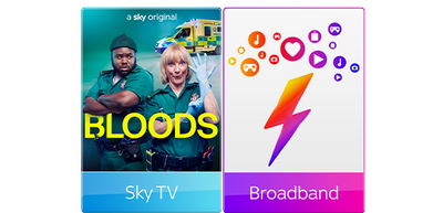 Sky TV & Ultrafast Broadband