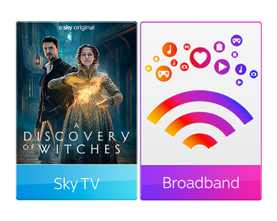 Sky TV and Superfast Broadband