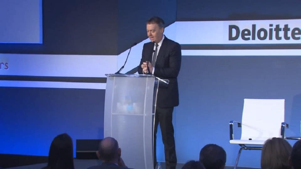 Jeremy Darroch's speech at the Deloitte Enders Media and Telecoms Conference 2019