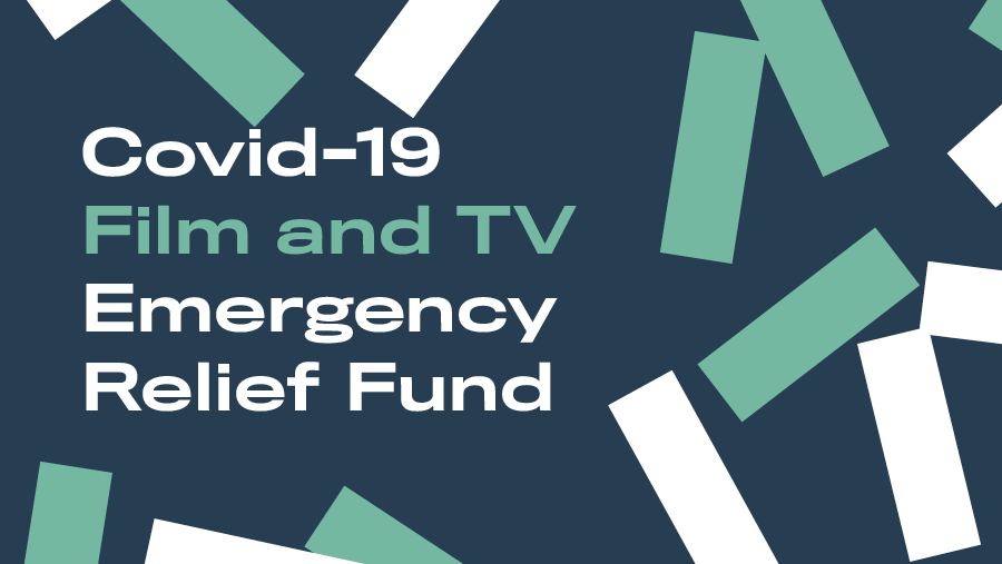 Film and TV Emergency Relief Fund Logo