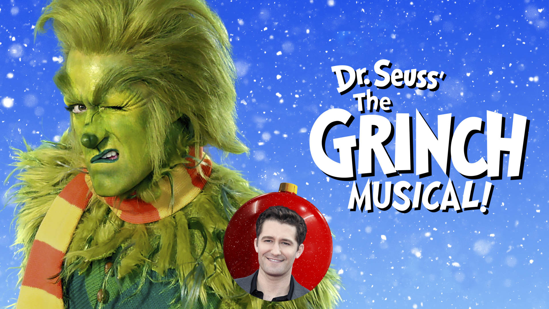 Dr Seuss The Grinch the Musical