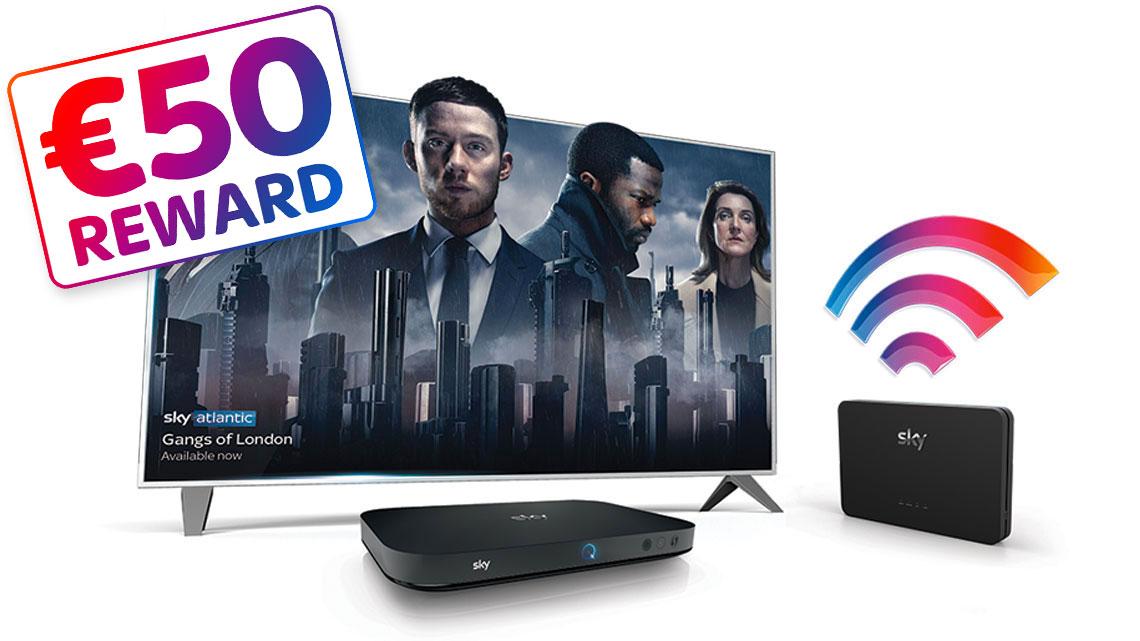 TV & Broadband