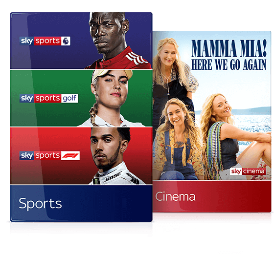Get the latest deals on Sky TV and broadband