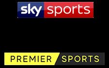 Sky Sports, BT Sport & Premier Sports