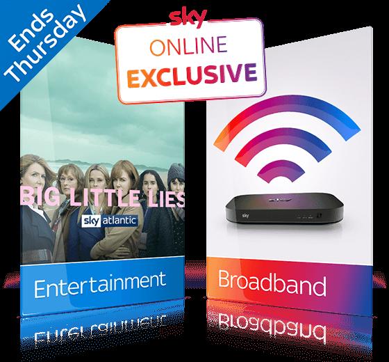 Sky TV & Broadband