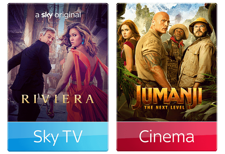 TV + Cinema Offer