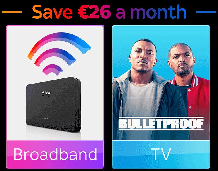 TV + Broadband Offer