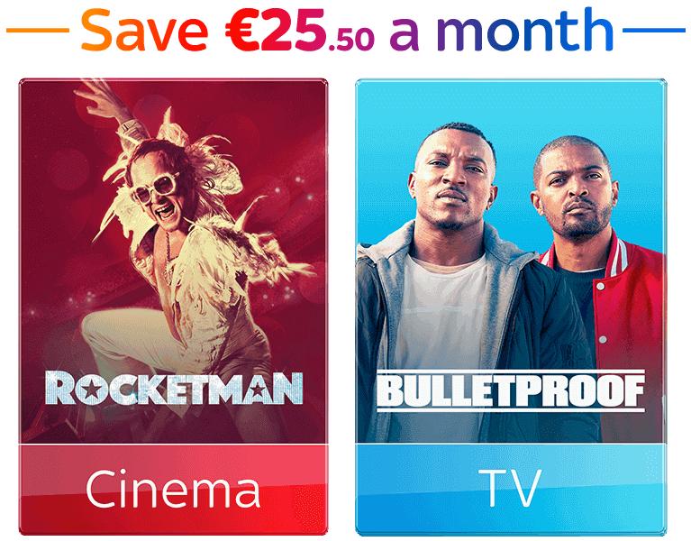 TV + Cinema Offer