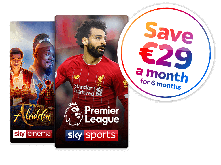 Entertainment + Cinema+ Sports Offer