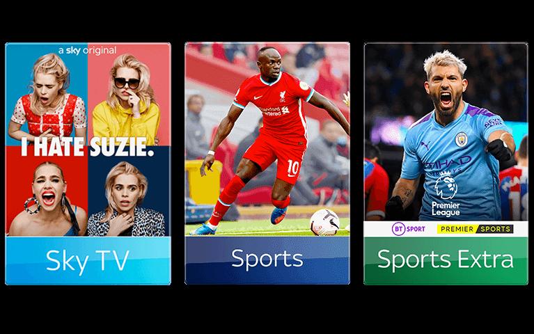 Sky Sports & Sports Extra