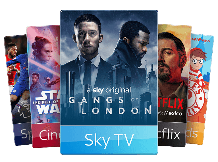 Build your Sky bundle