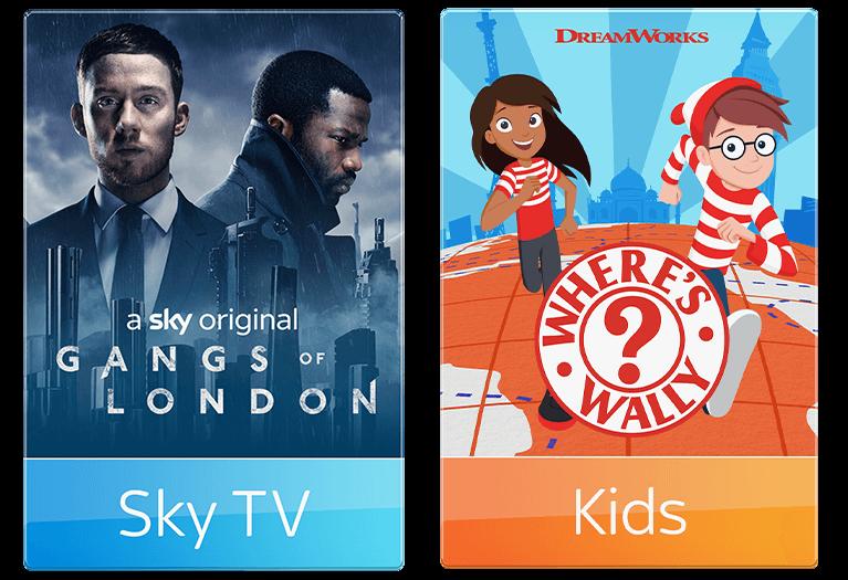 Sky TV & Kids