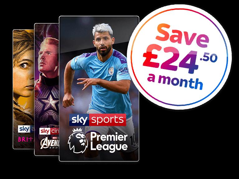 Entertainment + Sports + Cinema Deal