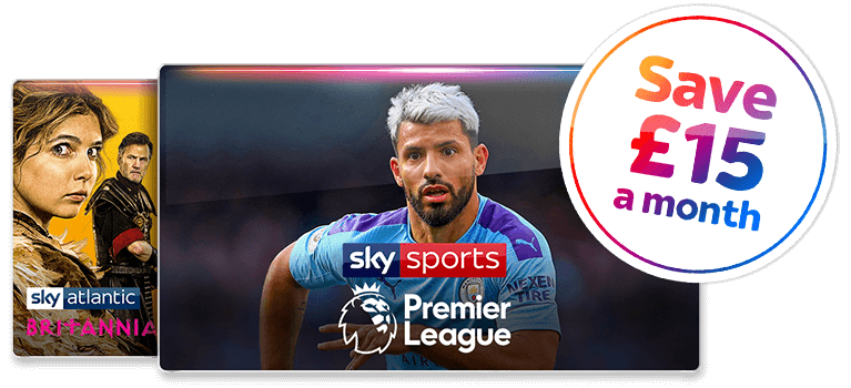 Entertainment + Sky Sports Offer